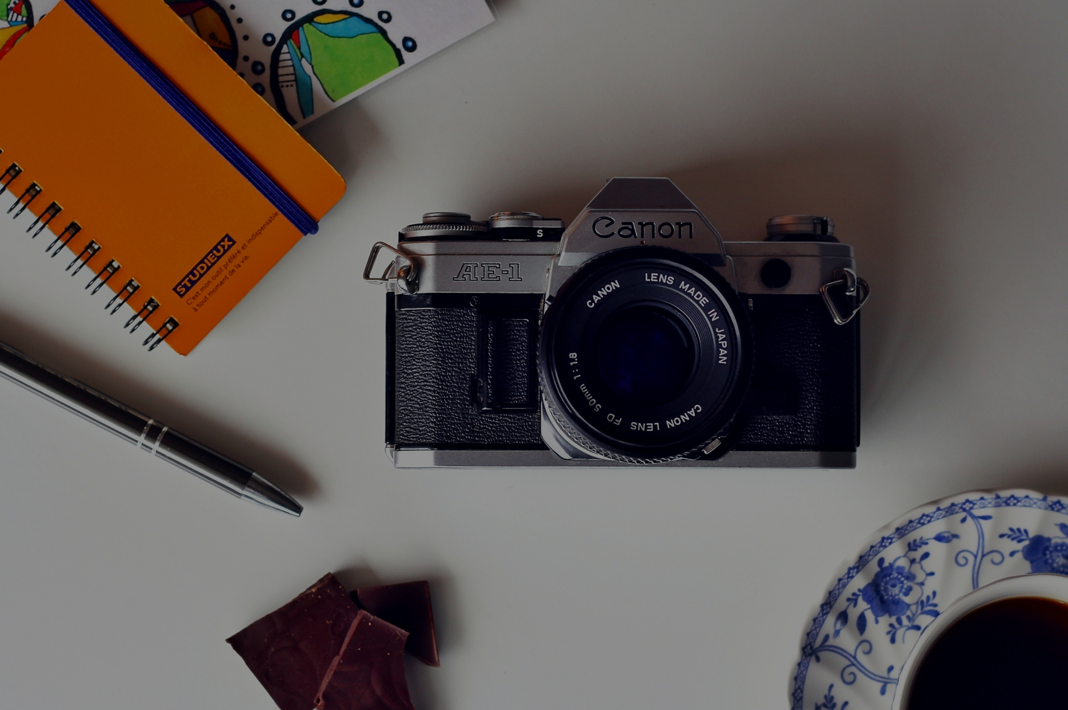 How Do You Use a DSLR Camera With Practice